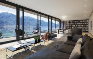 Residenza Coradò a Brione sopra Minusio | PIANIFICA