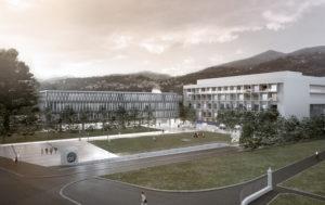 Ospedale Beata Vergine a Mendrisio | PIANIFICA