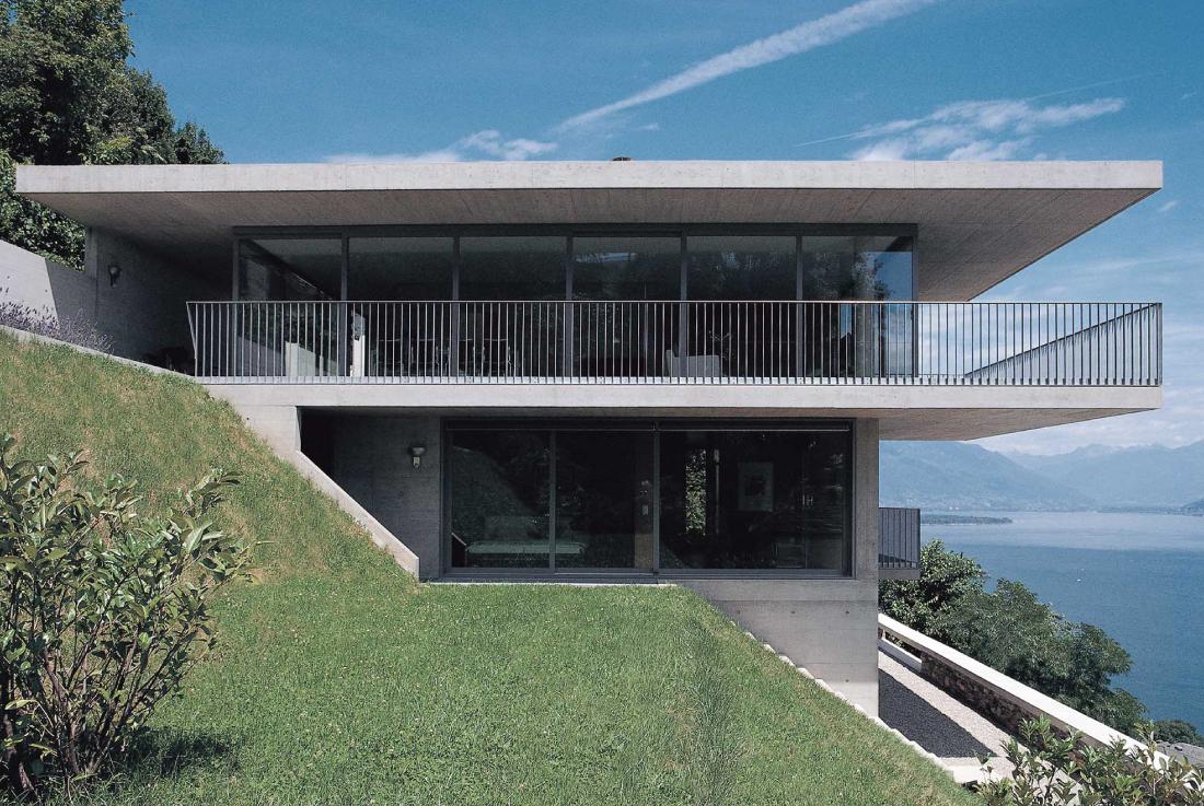 Casa privata a Brissago - PIANIFICA