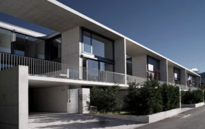 4 adjoining houses in Minusio | PIANIFICA