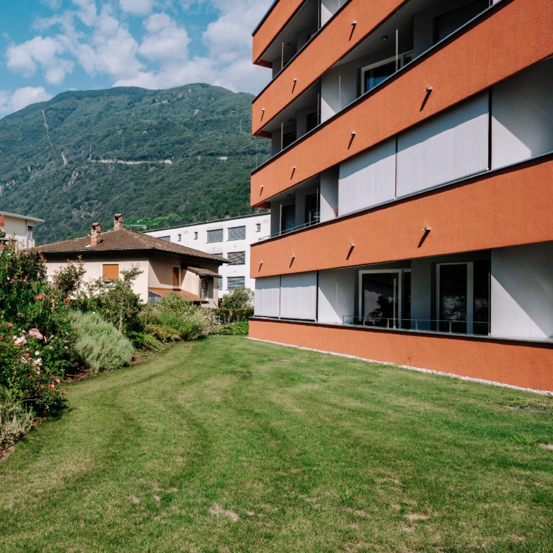 Residenza Artemia ad Ascona - PIANIFICA