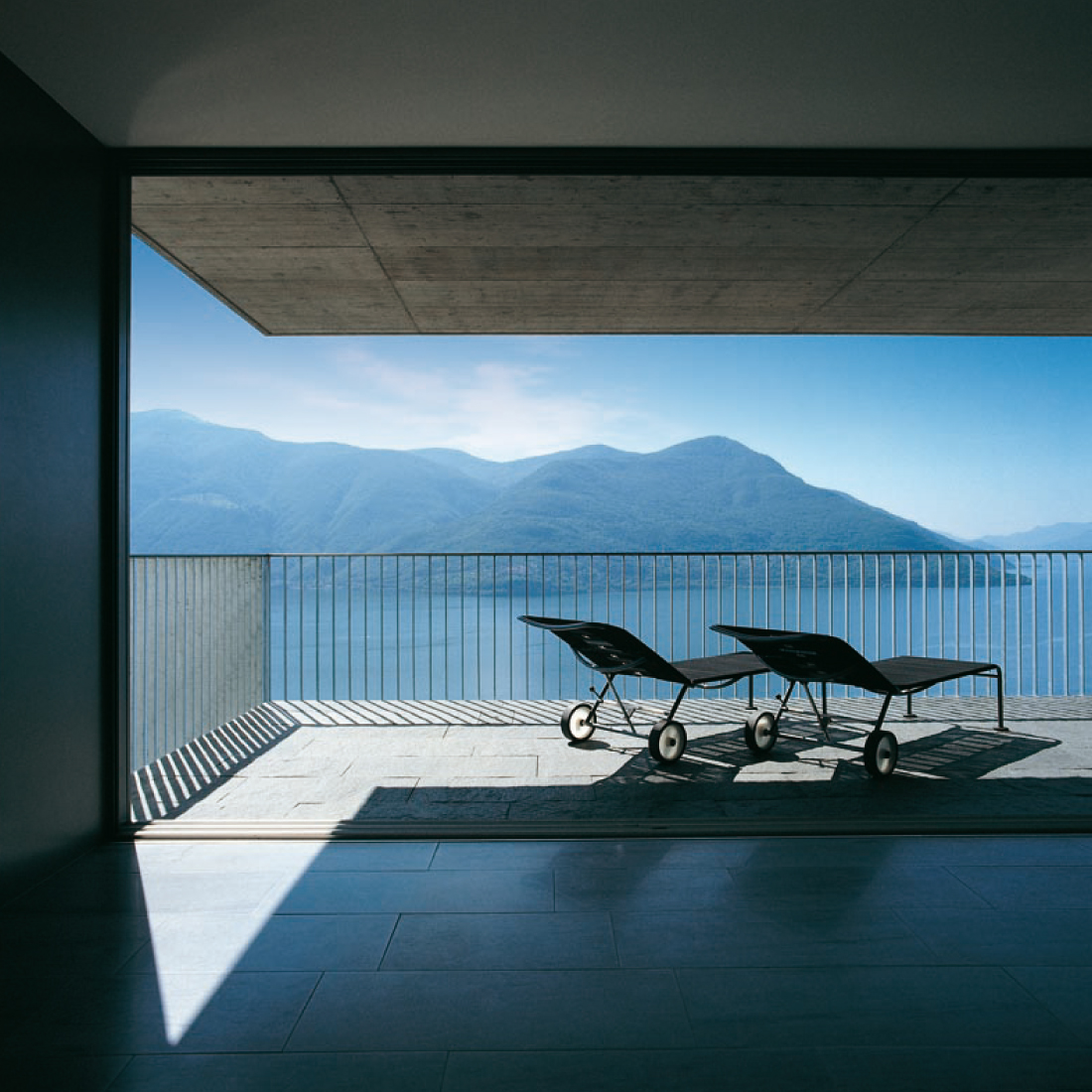 Casa privata a Brissago